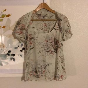 Vintage Anthropologie Top